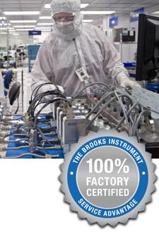 factory-certified