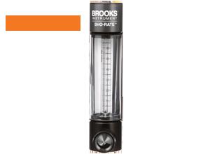 Brooks 1350G flow meter with valve