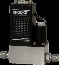 Brooks 5866 metal sealed pressure controller