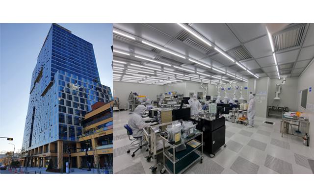 Brooks Instrument Korea New Manufacturing Support Center