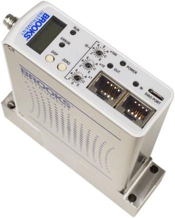 GF125 mass flow controller