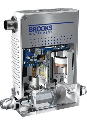 Brooks GF100 cutaway