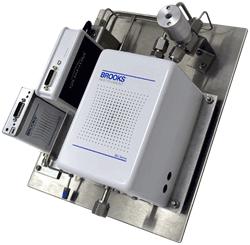 Brooks direct liquid injection vaporizer plate system