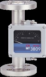 Brooks MT3809E variable area flow meter