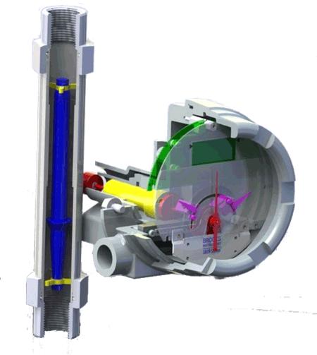 MT3809(防爆筐体、面積流量計)