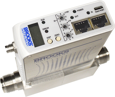 GF100 Series MFCs with EtherCAT®