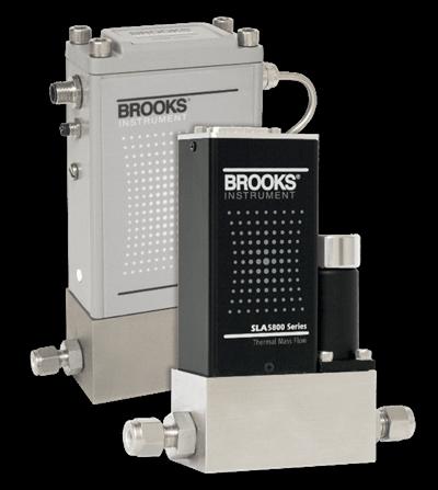 Brooks Instrument SLA Series Biotech Mass Flow Controllers