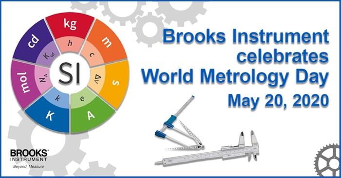 Brooks Instrument Celebrates World Metrology Day